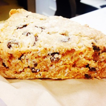 GF Chocolate chip scone